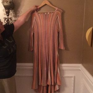 Authentic Anthropologie Moth Knit Swing Dress